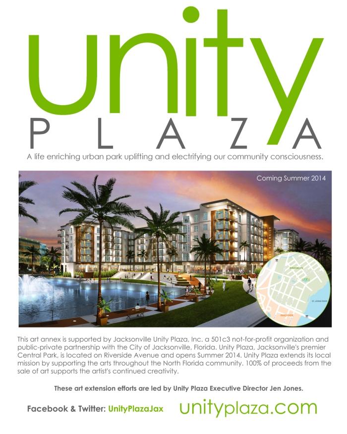 Unity Art Annex Poster