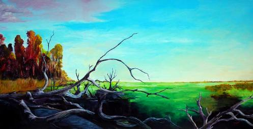 Driftwood-Marsh_48x24