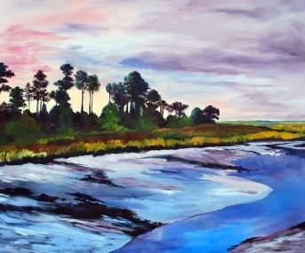 Morning-at-Dutton-Island_48x40