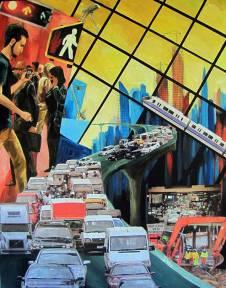 Street-Music_22x28