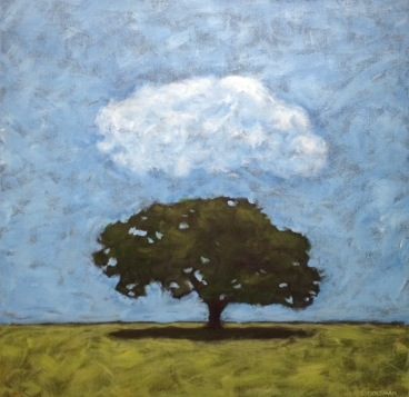 Cloud Imitating tree