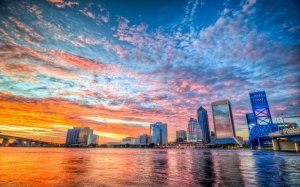 ADD IMAGE TO PAGE 5_Jacksonville river dawn