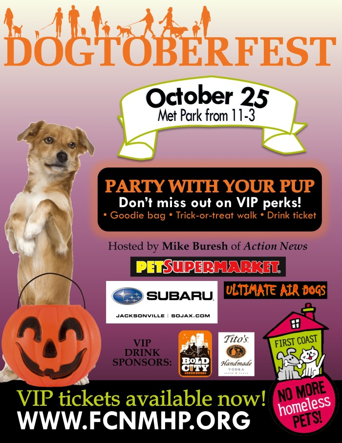 Dogtoberfest poster
