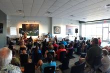 Unity Plaza - Kirtan June 2015